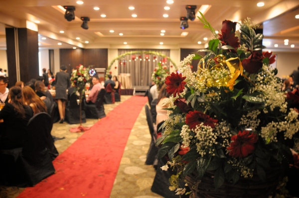 Flowers @ Grand Copthorne Waterfront